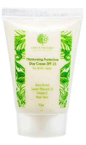 MOISTURIZING PROTECTIVE DAY CREAM (SPF 15)